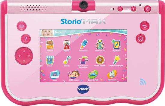 Afbeelding van VTech Storio Max Roze - Kindertablet speelgoed