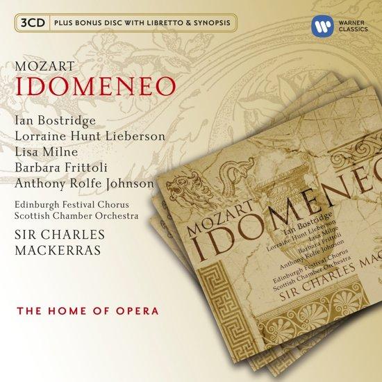 Idomeneo (3Cd+Cdrom)