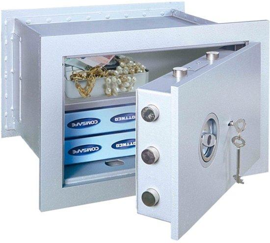 Rottner Tresor Kluis SE45_Premium muurkluis (electronisch slot)