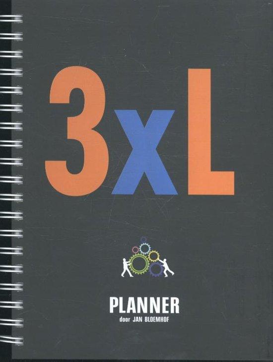 3XL planner