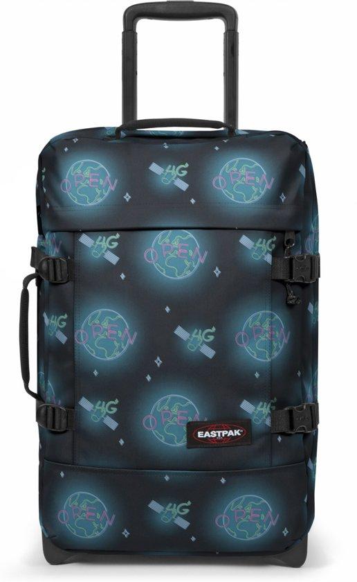 3a484d74b42 bol.com | Eastpak Tranverz S Handbagage koffer - 51 cm - Neon World
