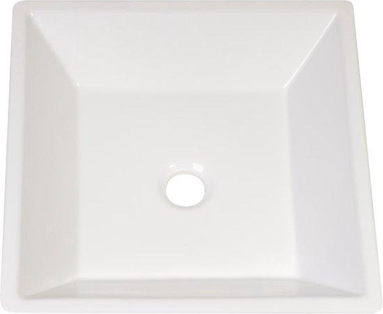 Wasbak 1 Meter : Bol.com wastafel quadra