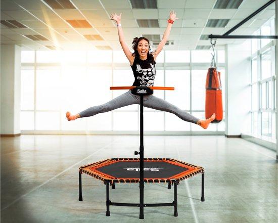 Salta Fitness including handle bar - 140cm - Orange