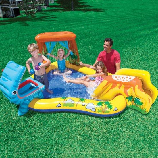 Intex Dinosaur Play Center Zwembad