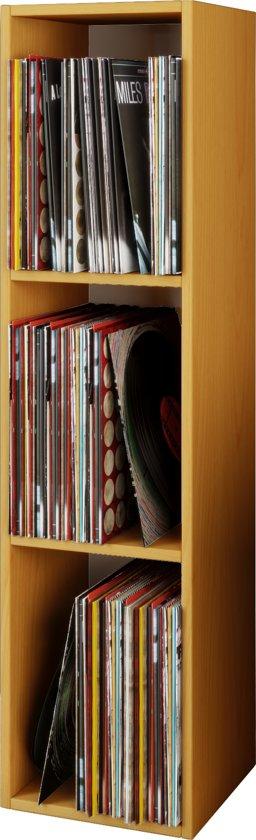 LP Vinyl kast expedit Platto (Beuken)