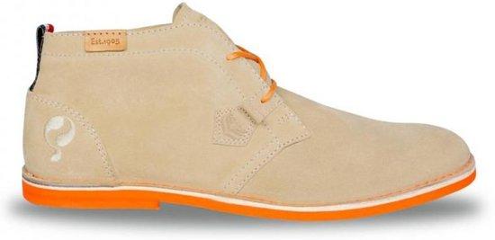 Quick Sorano Soft Taupe heren schoenen - Maat 46