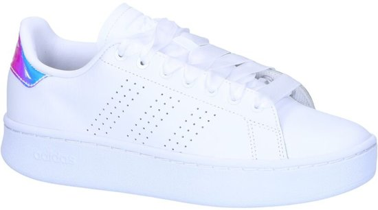 Witte Sneakers adidas Advantage Bold Dames 38,5