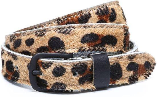 Legend belts 25102 Dames riem-Panter-85 cm