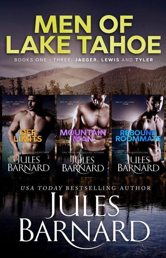 Men of Lake Tahoe Box Set: Books 1 to 3