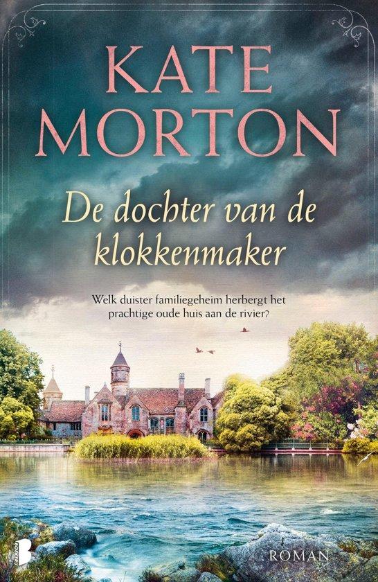 Boek cover De dochter van de klokkenmaker van Kate Morton (Onbekend)