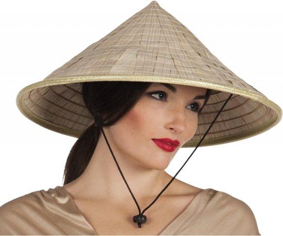 Aziatische hoed