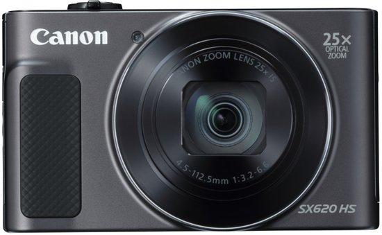 Canon PowerShot SX 620 HS - Zwart