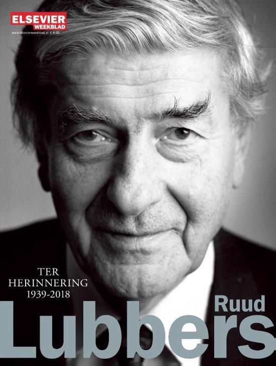 Ruud Lubbers, ter herinnering 1939-2018