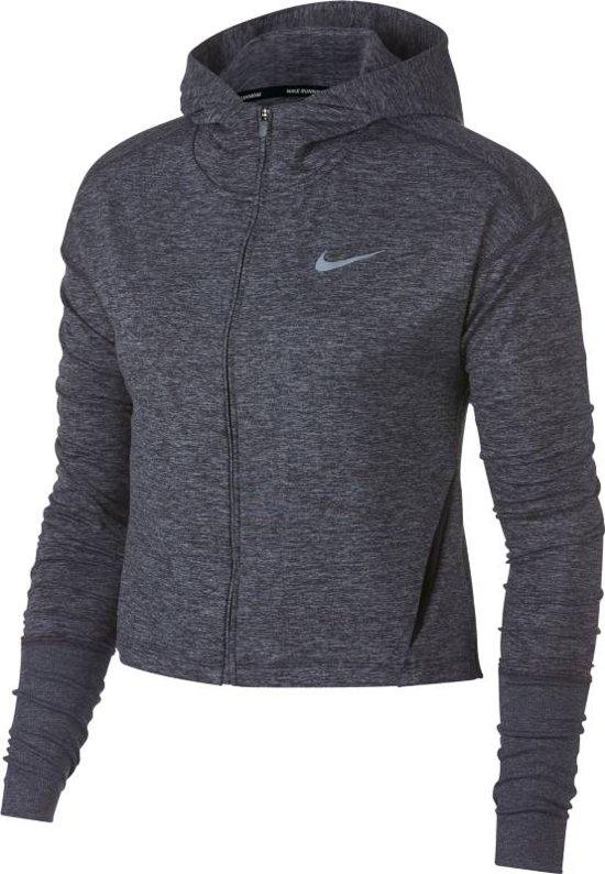 9b50f373 Nike Element Full Zip Hoodie Sportvest Dames - Gridiron/Ashen Slate/Htr/(