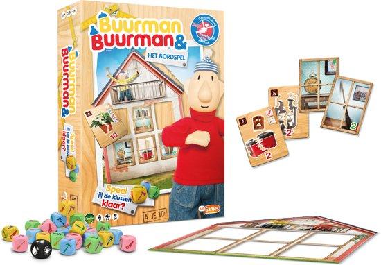 Buurman & Buurman Het Bordspel - Kinderspel