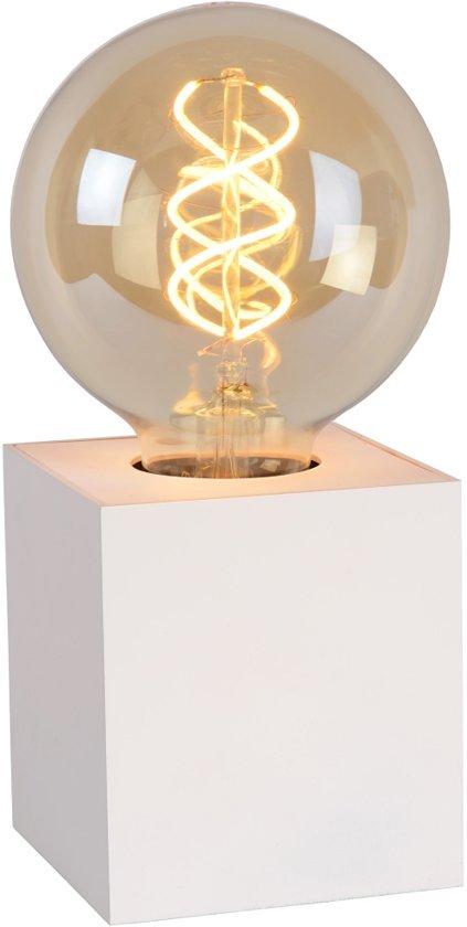 Lucide PABLO - Tafellamp - Wit
