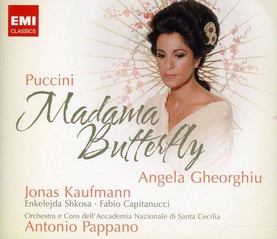 Puccini: Madama Butterfly [Sta