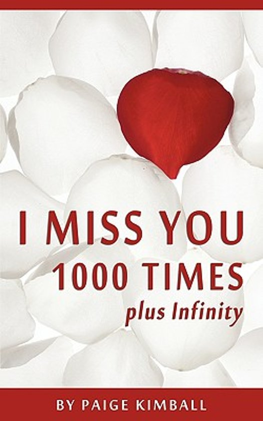 Bolcom I Miss You 1000 Times Plus Infinity Paige Kimball