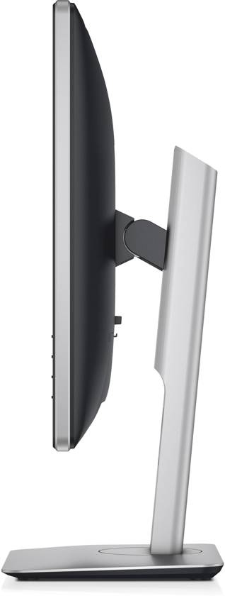 "Dell Professional P2416D 24"" Wide IPS LED QHD (2560x1440, 2M:1, USB-hub, DisplayPort, HDMI en VGA)"