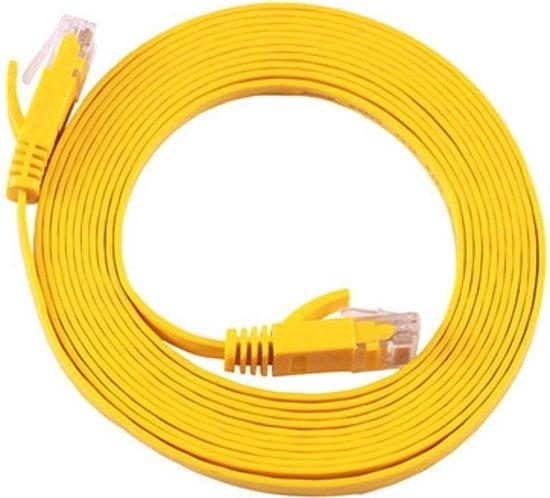 Equip 607867 - Netwerkkabel - RJ45 - 0.5 m - Geel