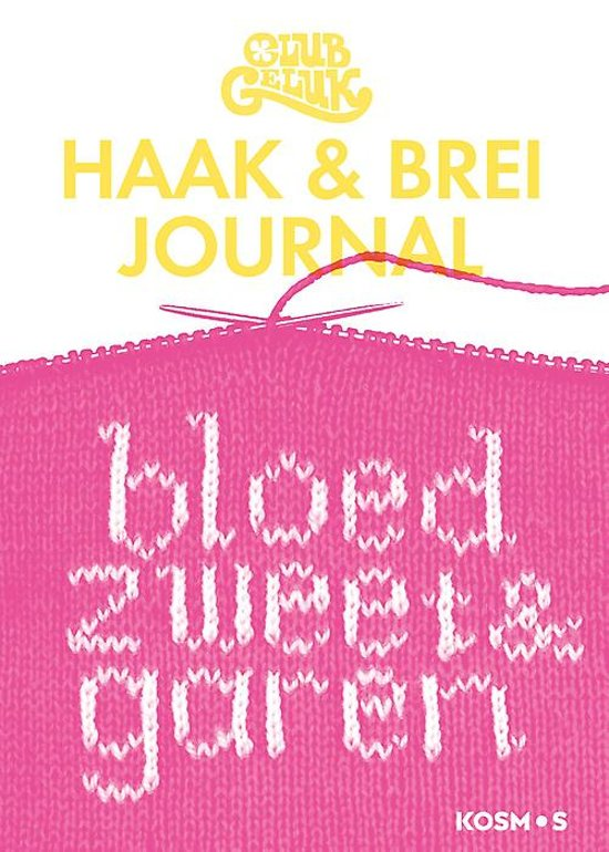 Club Geluk - Haak en brei journal