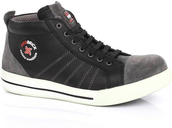 Werkschoenen Sneakers S3.Redbrick Granite Werkschoenen Hoog Model S3 Maat Bol Com