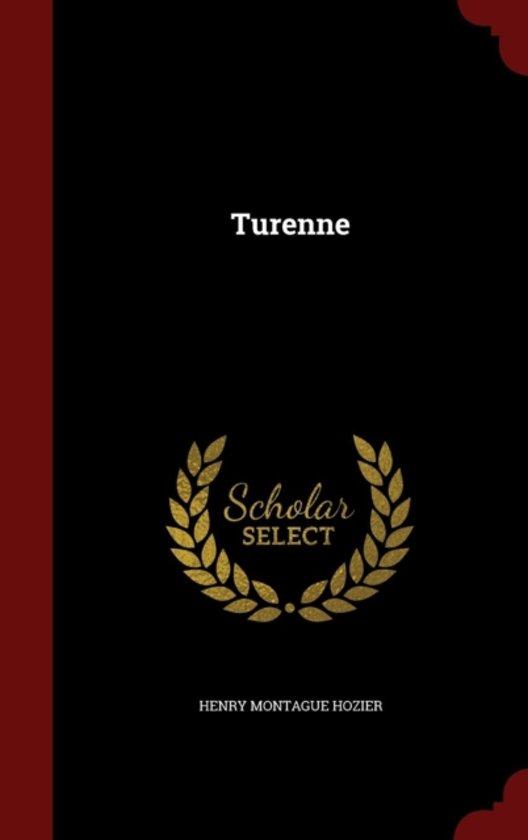 Boek cover Turenne van Henry Montague Hozier (Hardcover)