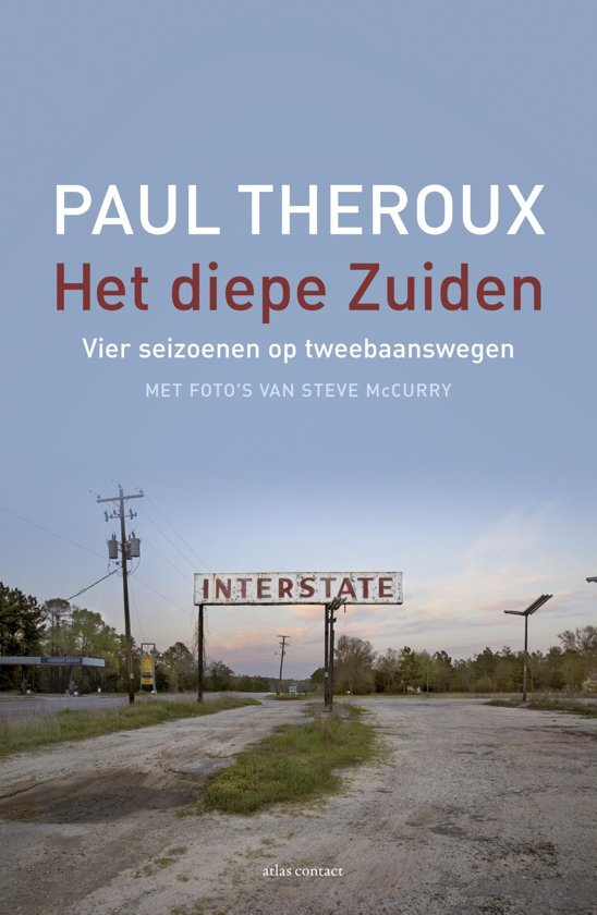 Boek cover Het diepe Zuiden van Paul Theroux (Onbekend)