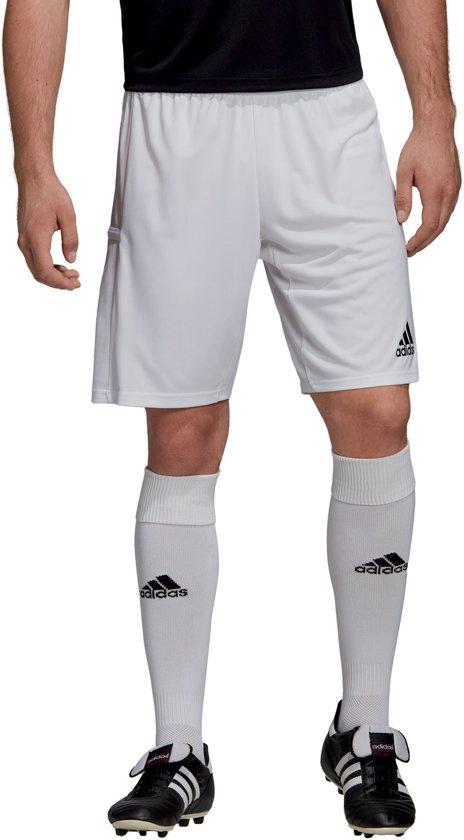 adidas T19 Sportbroek Maat M Mannen wit
