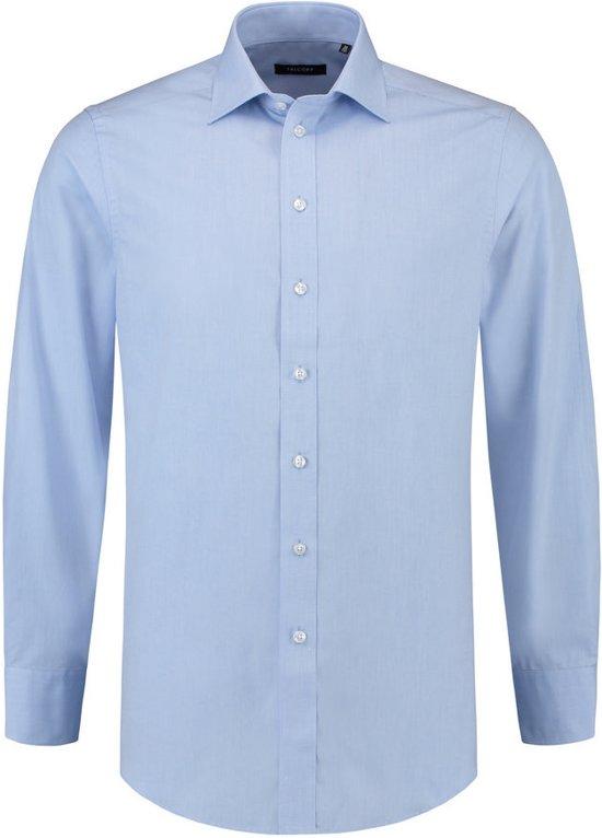 Maat 38 Overhemd.Bol Com Tricorp Heren Overhemd Oxford Basic Fit Corporate