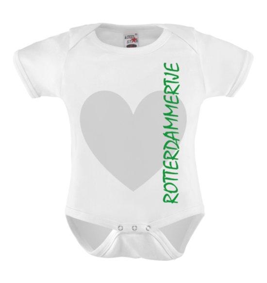 Romper Rotterdam - Kraamcadeau Baby Rotterdammertje