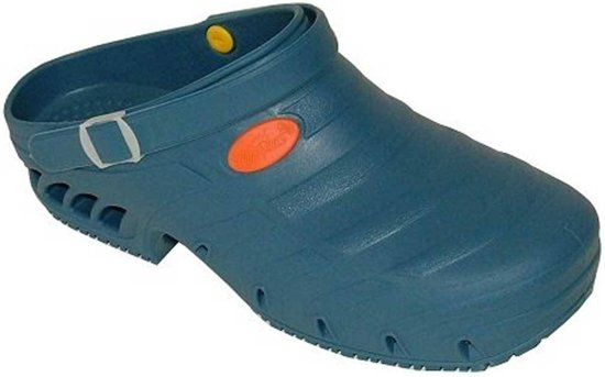 Sun Shoes Sun Shoes Studium Blauw SEBS Clogs Uniseks