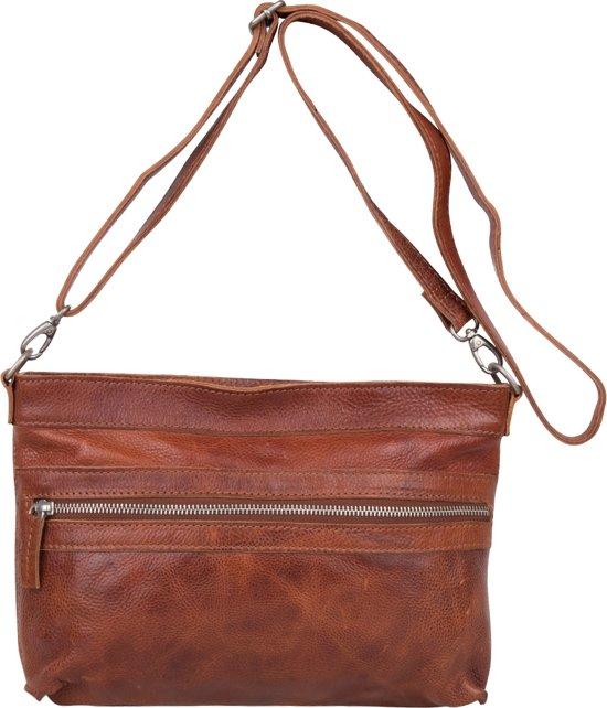 334d99ba820 bol.com | Cowboysbag Bag Ennis - Cognac