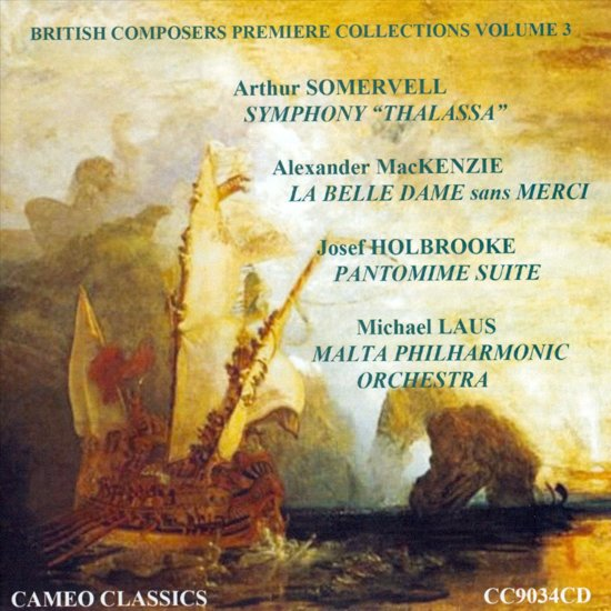 British Composers Premiere - Collections Vol.3