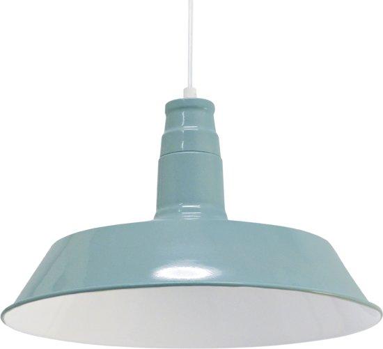 bol eglo vintage somerton hanglamp 1 lichts à 365mm mint