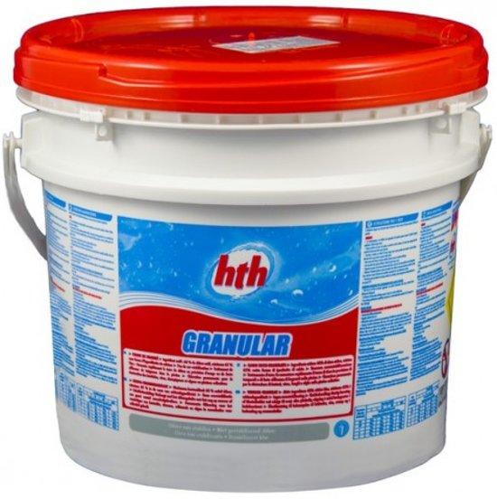 Hth Chloorgranulaat 10 Kg.Granulaat 10kg
