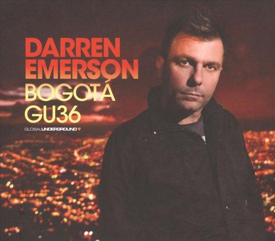 Bogota GU36 (Mixed By Darren Emerson)