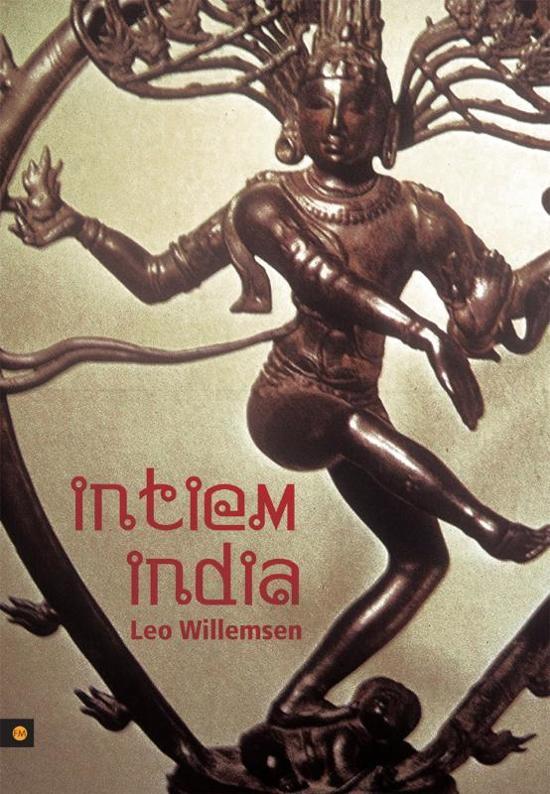 Cover van het boek 'Intiem India'