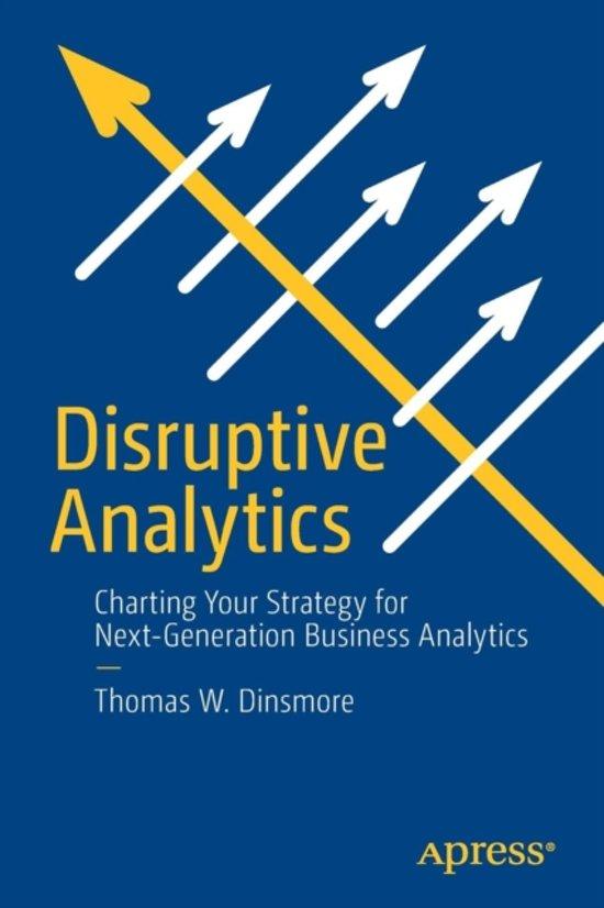 Disruptive Analytics