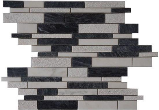 Dikte Natuursteen Tegels : Bol mozaiek tegel natuursteen marmer m bianco carrara