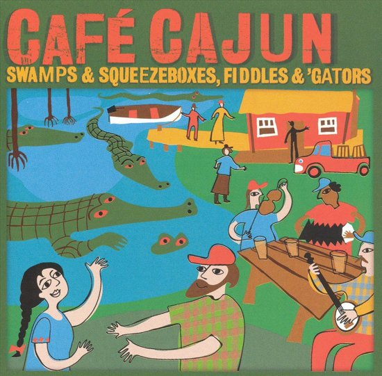 Cafe Cajun