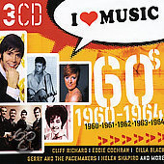 I Love Music 1960-1964: Shakin All Over