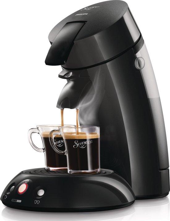 Philips Senseo Original HD7816/60 - Koffiepadapparaat - Zwart