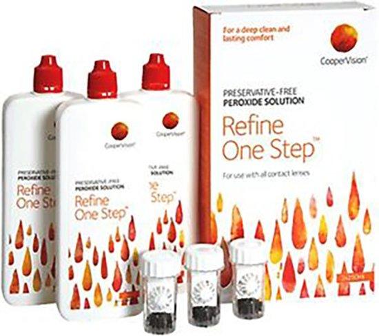 Refine One Step [3x 250ml] lenzenvloeistof