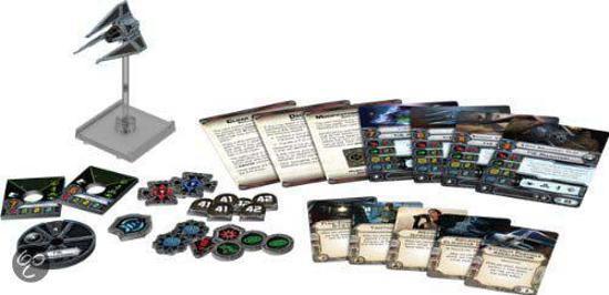 Thumbnail van een extra afbeelding van het spel Star Wars X-wing Tie Phantom Expansion Pack - Uitbreiding - Bordspel