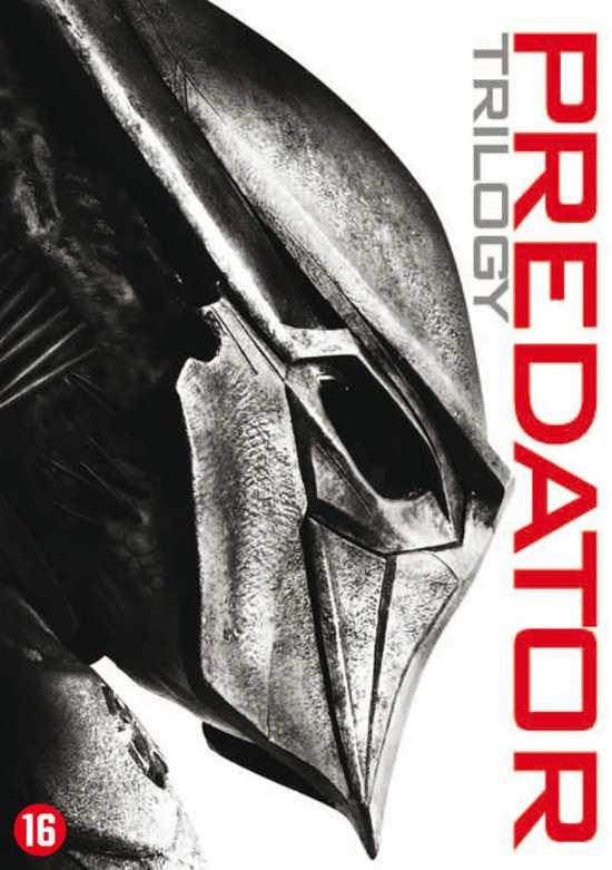 Cover van de film 'Predator Trilogy'
