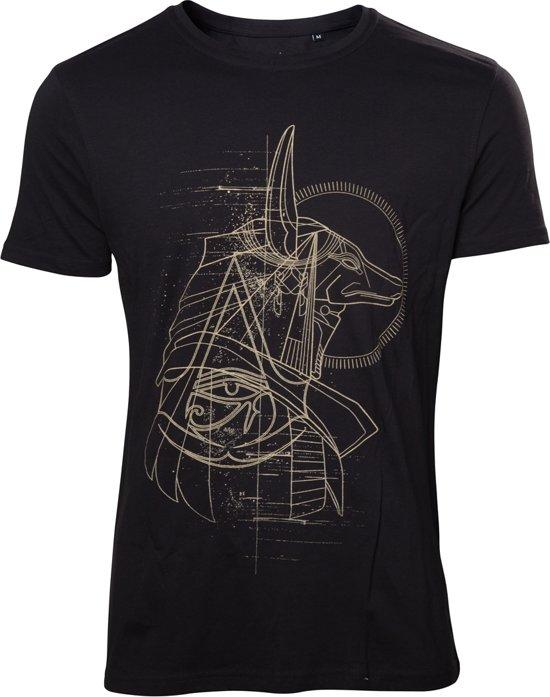 AC Origins - Anubis Print Men s T-shirt - XL