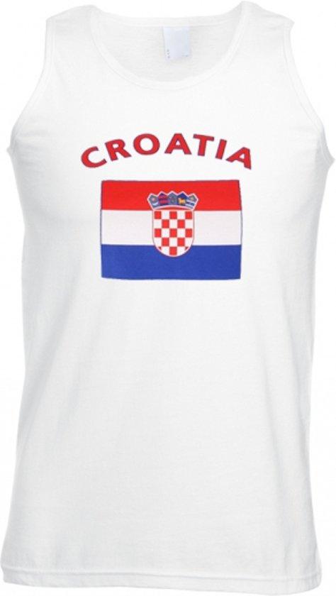 Kroatie tanktop heren 2xl