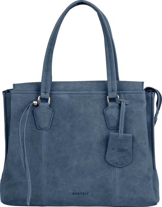 Star M Handtas Handbag Atlantic Burkely Blauw Stacey N0wvmny8O