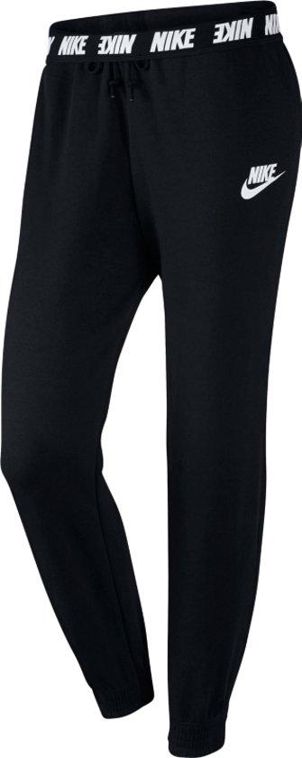 Joggingbroek Zwart Dames.Bol Com Nike Sportswear Advance 15 Joggingbroek Dames
